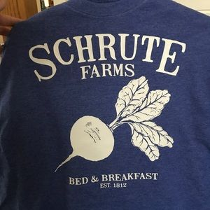 Schrute Farms 'The Office' T-shirt
